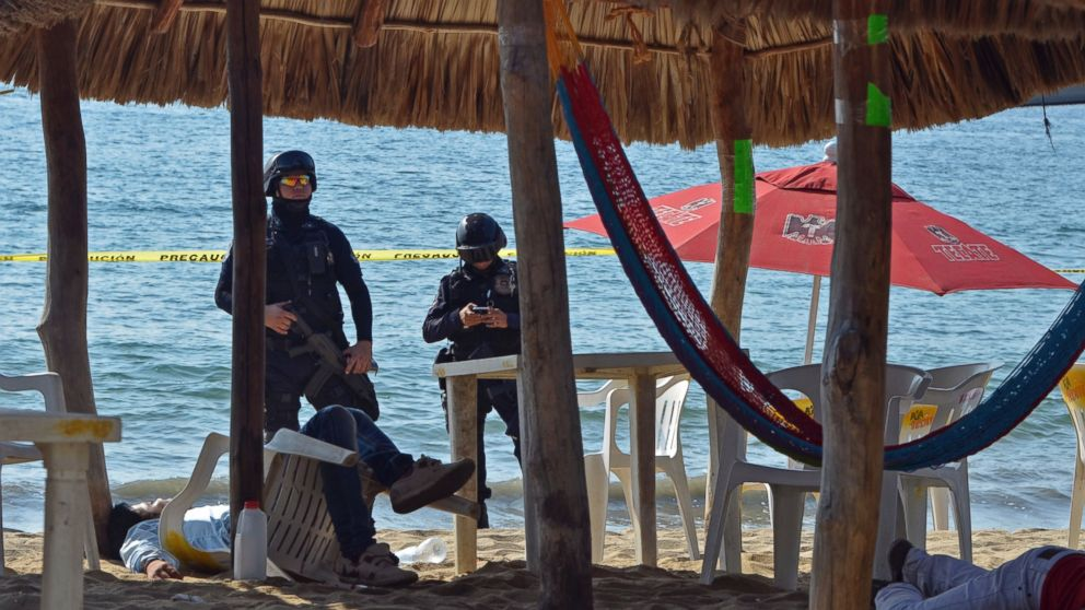 Mexico sees 2,020 killings in March, worst month since 2011 - World ...